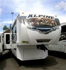 Used 2011 Keystone Alpine 3500RE Fifth Wheel For Sale