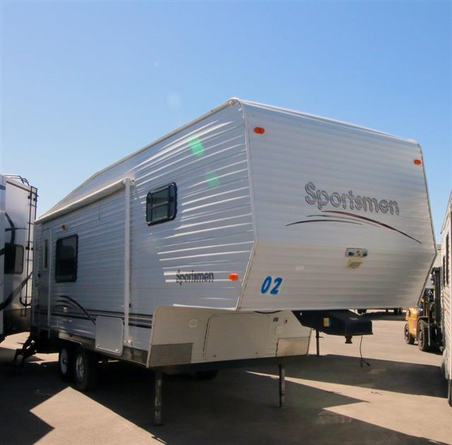 Used 2002 K-Z Sportsmen 2505SS Fifth Wheel For Sale