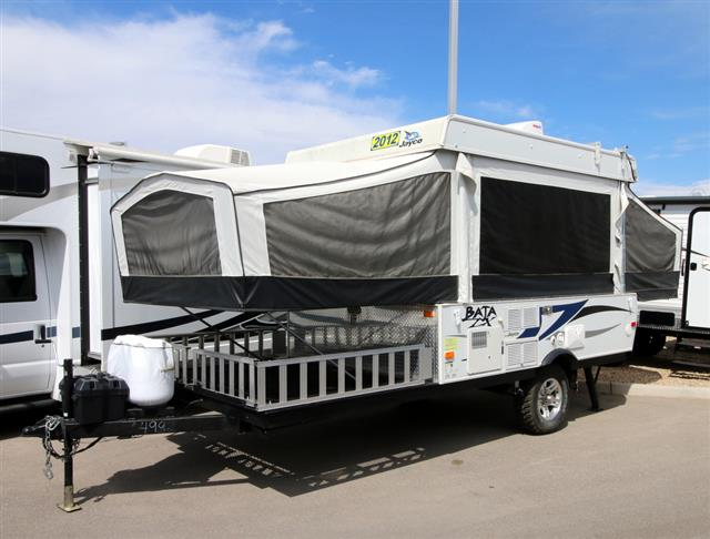 Used 2012 Jayco Baja 10G Pop Up For Sale