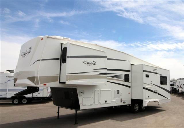 Used 2011 Carriage CABO 341 Fifth Wheel For Sale