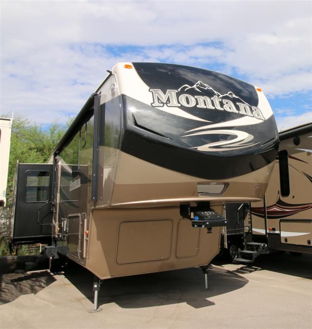 New 2016 Keystone Montana 3911FB Fifth Wheel For Sale