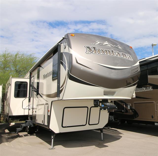 New 2016 Keystone Montana 3000RE Fifth Wheel For Sale