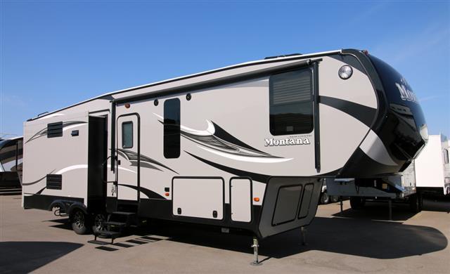 New 2016 Keystone Montana 305RL Fifth Wheel For Sale