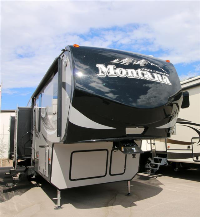 New 2016 Keystone Montana 356BH Fifth Wheel For Sale
