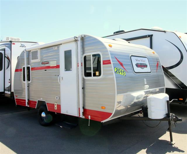 Used 2015 RIVERSIDE RV Riverside 177 Travel Trailer For Sale