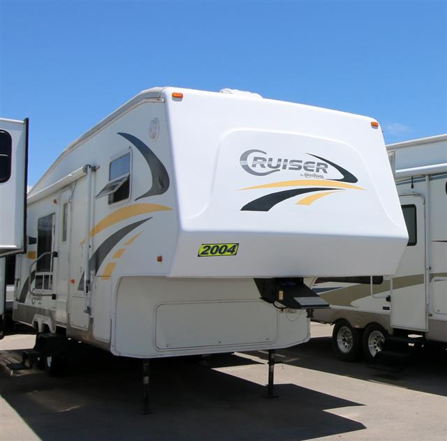 Used 2004 Crossroads Cruiser 29 RK Fifth Wheel For Sale