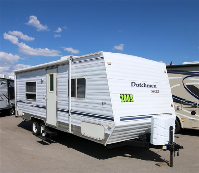 Used 2003 Dutchmen Sport 24B Travel Trailer For Sale