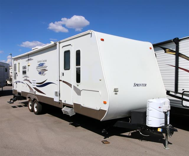 Used 2006 Keystone Copper Canyon 292RLS Fifth Wheel For Sale
