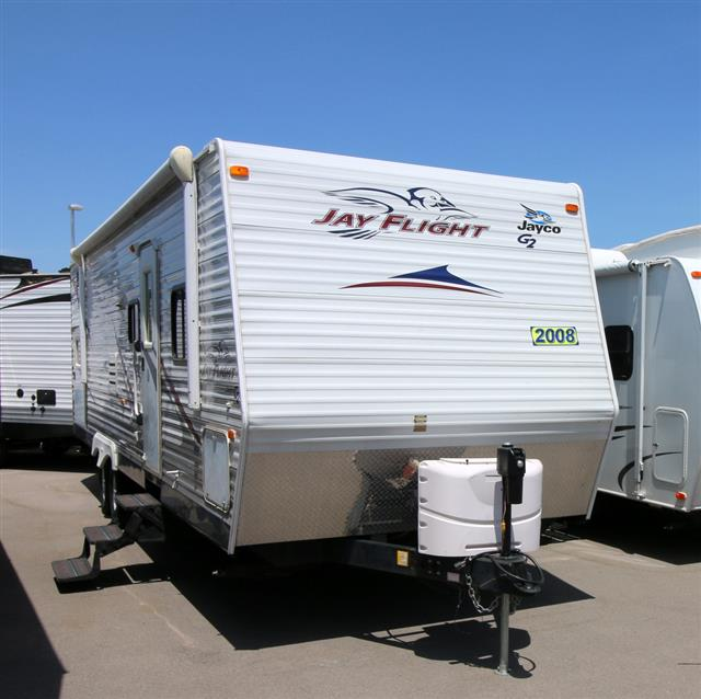 Used 2008 Jayco Jay Flight 31BHS Travel Trailer For Sale