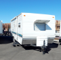 Used 2002 Skyline Nomad 23 Travel Trailer For Sale
