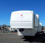 Used 2002 Forest River Cardinal 33TS Fifth Wheel For Sale