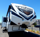 New 2015 Keystone Fuzion 371 Fifth Wheel Toyhauler For Sale