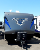 New 2014 Forest River Sandstorm 273SLR Travel Trailer Toyhauler For Sale