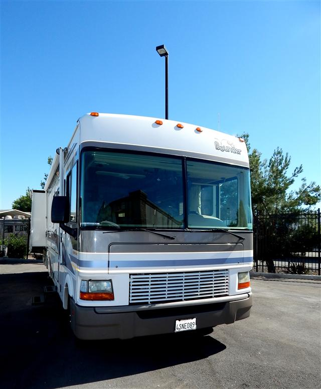 Buy a Used Fleetwood Bounder in Vacaville, CA.