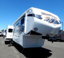 Used 2011 Montana Montana 3665RE Fifth Wheel For Sale