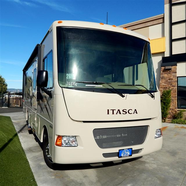 2015 Itasca Sunstar