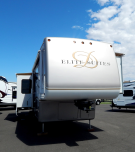 Used 2007 Double Tree RV Elite Suite E38RL3 Fifth Wheel For Sale