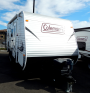 Used 2014 Coleman Coleman CTS192RD Travel Trailer For Sale