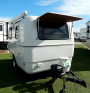 Used 2014 Forest River TRILLIUM LEGEND M-1300 Travel Trailer For Sale