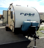 Used 2015 Forest River R POD 179 Travel Trailer For Sale