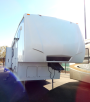 Used 2008 Keystone Raptor 3712 Fifth Wheel For Sale