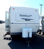 Used 2007 Dutchmen Komfort 275S Travel Trailer For Sale