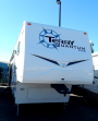 Used 2006 Fleetwood Terry 305RLDS Fifth Wheel For Sale