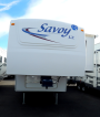 Used 2007 Monaco Holiday Rambler 27RKD Fifth Wheel For Sale