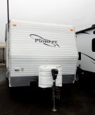 Used 2007 Fleetwood Pioneer PIONEER Travel Trailer For Sale