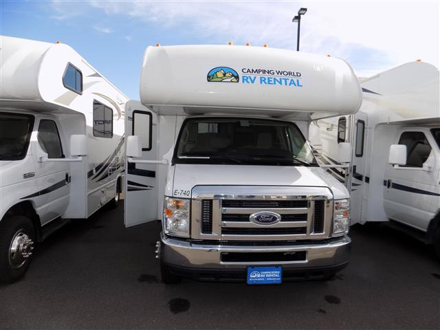 Used 2014 Thor Freedom Elite 21C Class C For Sale