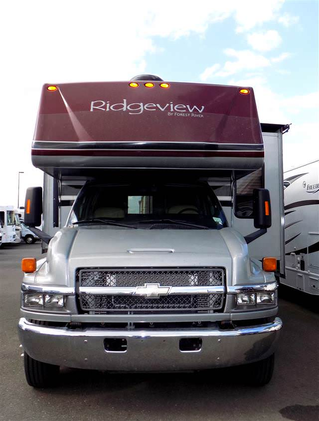 Used 2011 Forest River RIDGE VIEW 360TS Class A - Gas For Sale