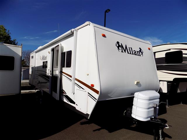 Used 2011 Eclipse RV MILAN 26RLSG Travel Trailer For Sale