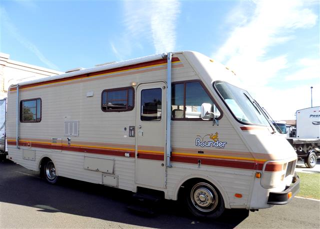 Used 1987 Fleetwood Bounder 30B Class A - Gas For Sale
