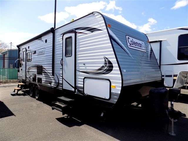 Used 2014 Coleman Coleman 240RL Travel Trailer For Sale