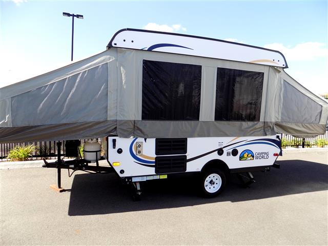 Used 2014 Forest River Viking CW10 Pop Up For Sale