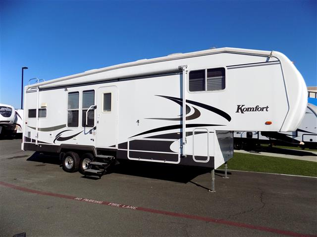 Used 2007 Dutchmen Komfort 262 Fifth Wheel For Sale