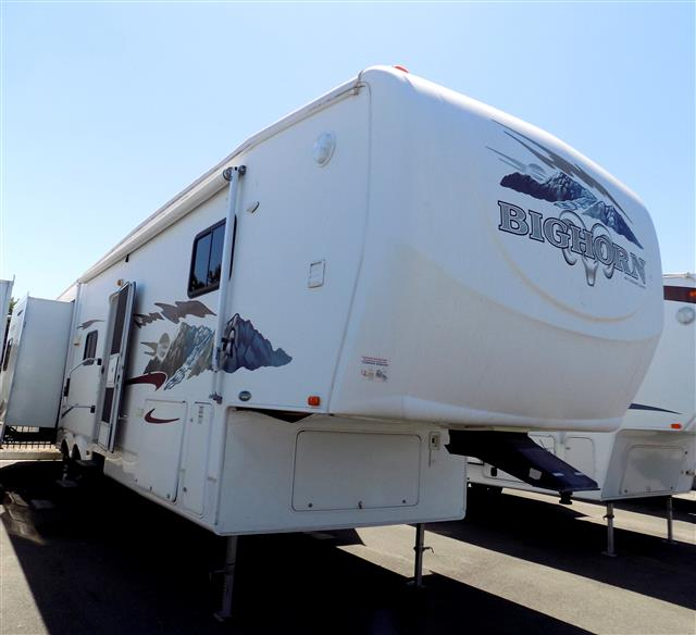 Used 2007 Heartland Big Horn 3655RD Fifth Wheel For Sale