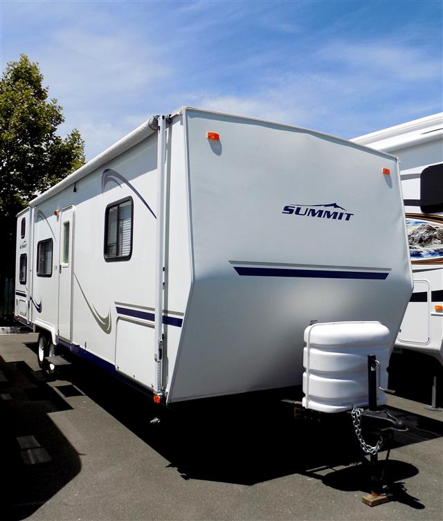 Used 2006 Thor Summit 28BH Travel Trailer For Sale