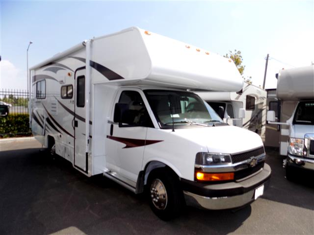 Used 2012 Coachmen Freelander M-21QB Travel Trailer For Sale