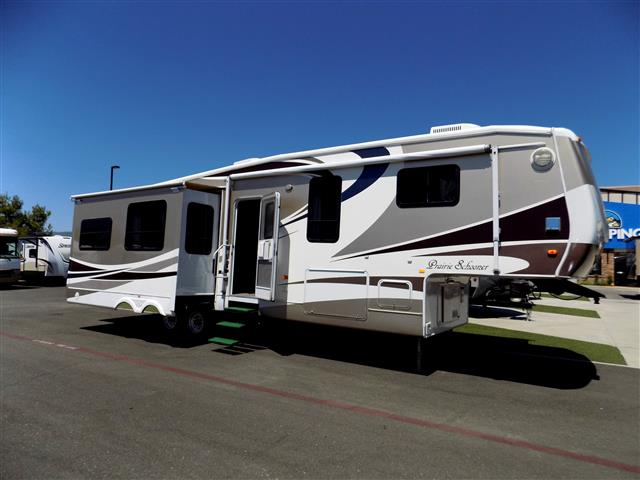 Used 2007 Gulfstream Prairie Schooner 34FLR Fifth Wheel For Sale