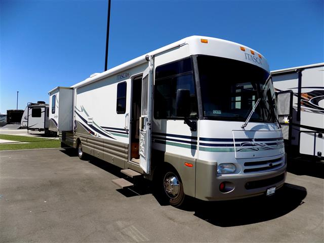 Used 2001 Itasca Sunflyer 36W Class A - Gas For Sale