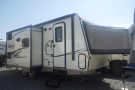 New 2016 Forest River FLAGSTAFF SHAMROCK 23IKSS Hybrid Travel Trailer For Sale