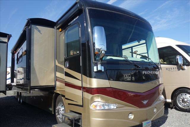 Used 2011 Fleetwood Providence 42P Class A - Diesel For Sale