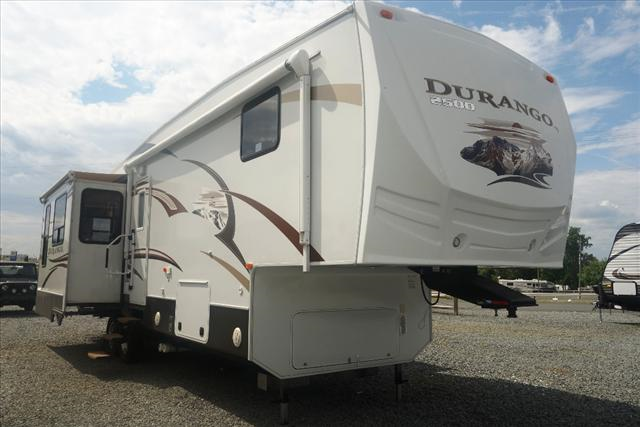 Used 2012 K-Z Durango 324IK Fifth Wheel For Sale