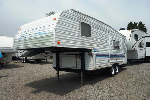 Used 1999 Fleetwood Prowler 26 SOLD AS IS Fifth Wheel For Sale