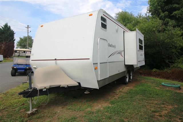 Used 2007 Keystone Outback 25RSS Travel Trailer For Sale
