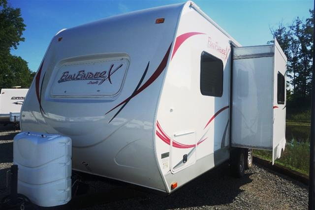 2012 Cruiser RVs Fun Finder