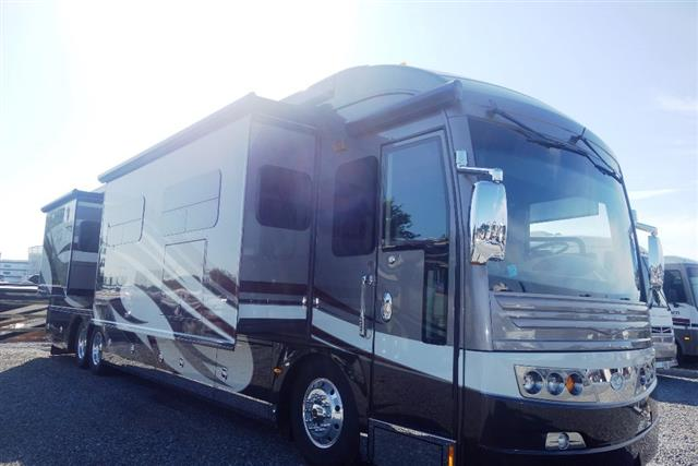 Used 2014 American Coach American Eagle 45T Class A - Diesel For Sale