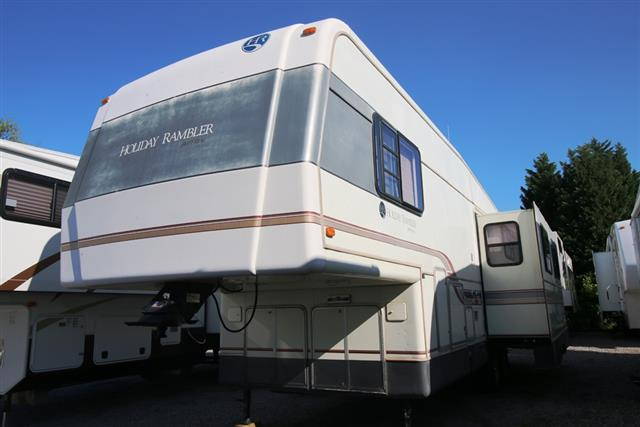 Used 1994 Holiday Rambler Imperial 34RK SOLD AS IS Fifth Wheel For Sale