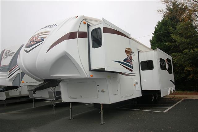 2010 Coachmen Chaparral
